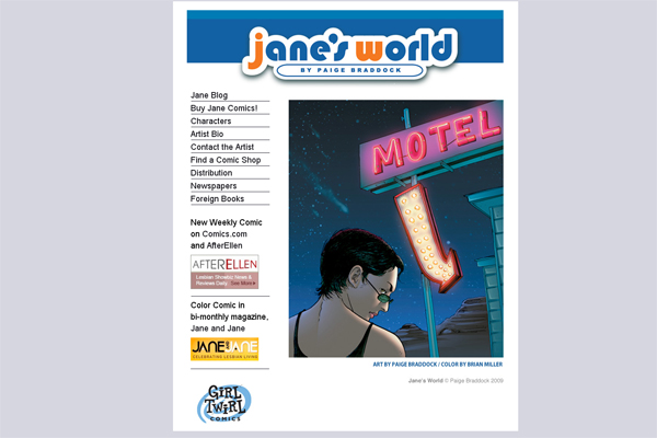 Jane's World - Michael Shermis Portfolio