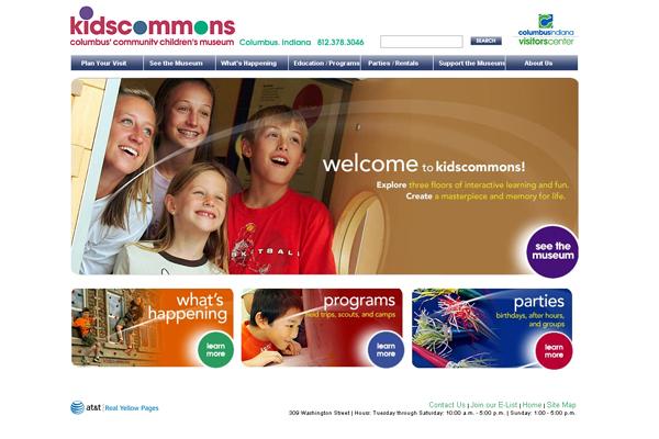 Kidscommons - Michael Shermis Portfolio