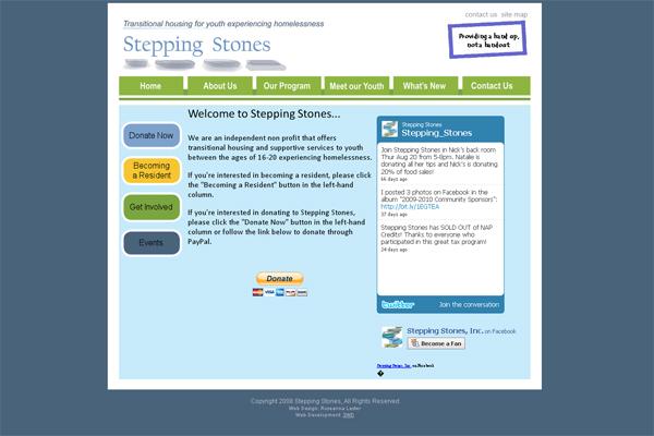 Stepping Stones - Michael Shermis Portfolio